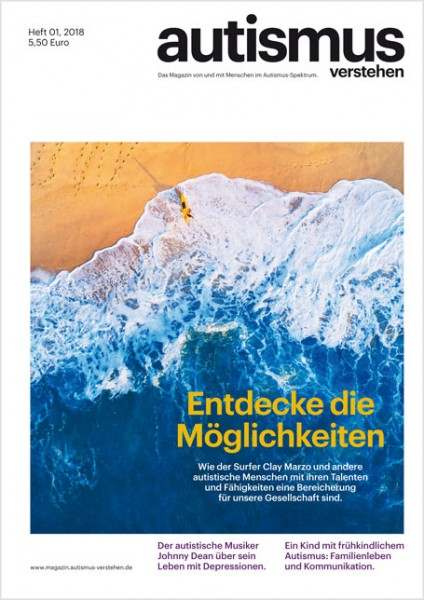 Magazin - Heft 01, 2018