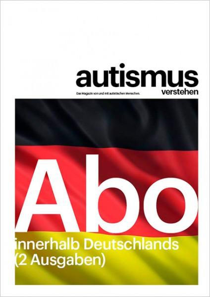 Abo - Lieferung nur innerhalb Deutschlands